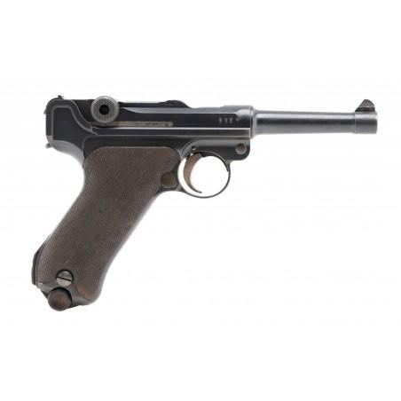 DWM Luger WWI 1915 Issue Serial No. 2 (PR56154)
