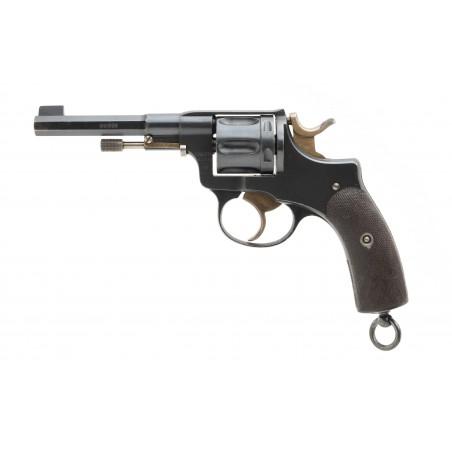 Swedish Model 1887 Husquavarna Nagant Revolver (PR55031)