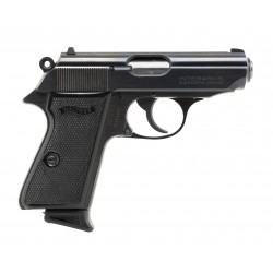Walther PPK/S .380ACP...