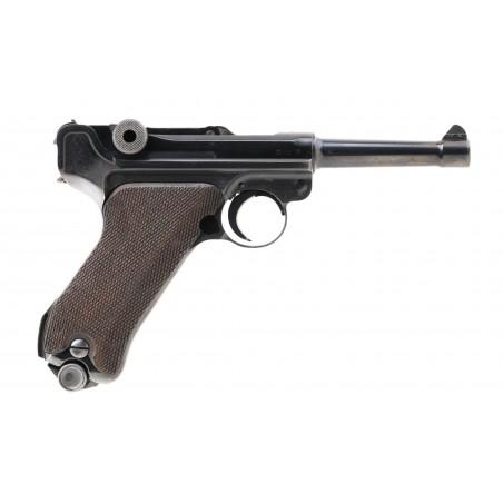 1937 S/42 German Luger Pistol (PR56209)