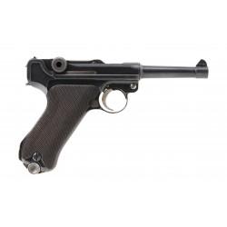 DWM 1928 Dutch Navy Luger...
