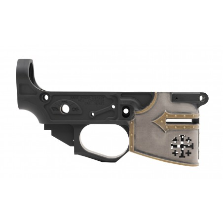 Spikes Tactical Rare Breed Crusader Striped receiver Multi (R30075)
