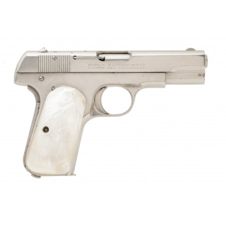 Colt 1908 Pocket Hammerless .380 ACP (C17566)