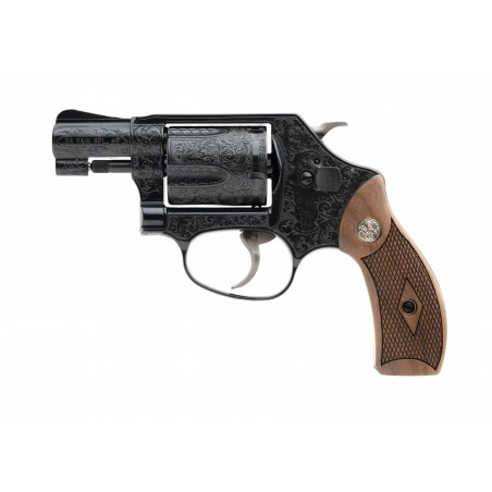 Smith & Wesson 36-10 Master Engraved .38 Special (PR56142) NEW