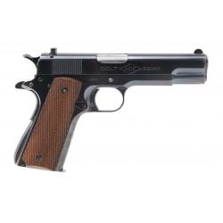 Pre-war Colt Ace .22LR...