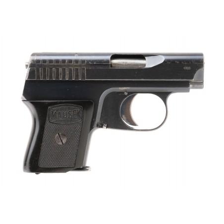 Mauser WTP .25ACP (PR56167)