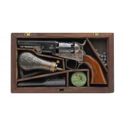 Cased Colt 1849 Pocket...