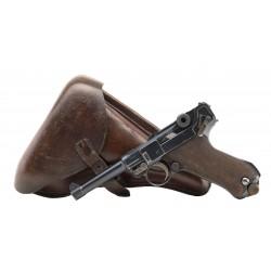 1915 DWM Military Luger 9mm...