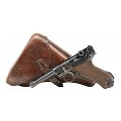 1918 DWM Military Luger 9mm...