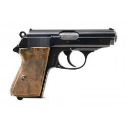 Pre-War Walther PPK Bottom...
