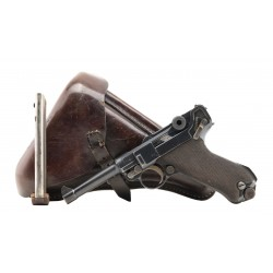 1914 DWM Military Luger 9mm...