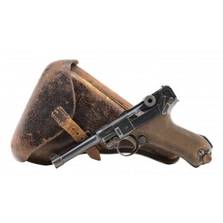 1918 Erfurt Military Luger 9mm (PR56116)