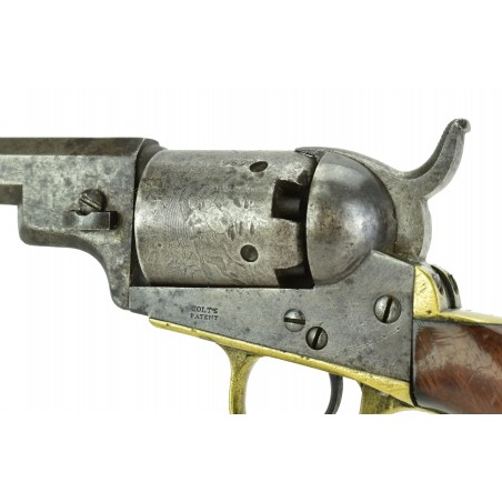 Very Early Colt 1848 Baby Dragoon (C15752)
