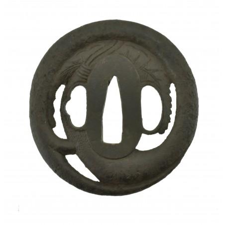 Genuine Authentic Tsuba (MGJ1330)