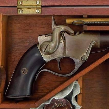 Antique Handguns